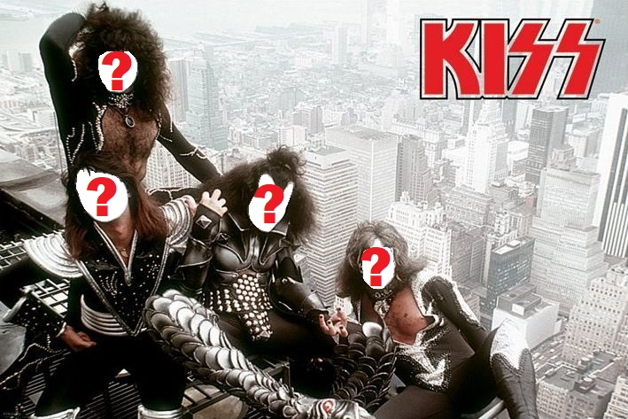 Would You Support A Version Of KISS That Features None Of The Original Members?