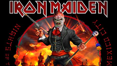 "Iron Maiden To Release New Double Live Album ""Nights Of The Dead, Legacy Of The Beast"""