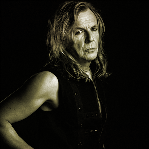 Pretty Maids Singer Ronnie Atkins Fighting Stage 4 Incurable Cancer