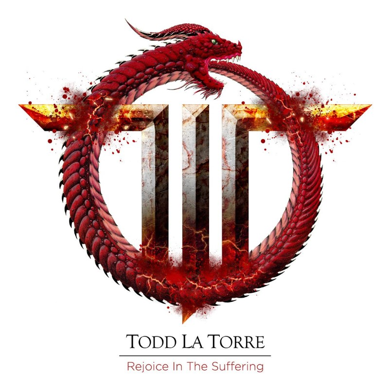 "QUEENSRŸCHE FRONTMAN TODD LA TORRE TO RELEASE SOLO ALBUM ""REJOICE IN THE SUFFERING"""