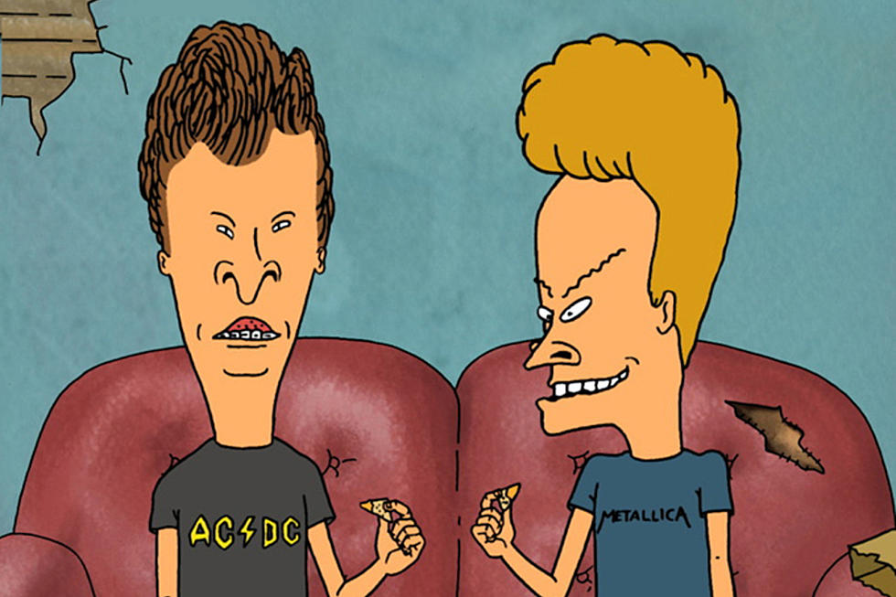 Beavis And Butthead To Return In New Series And Movie