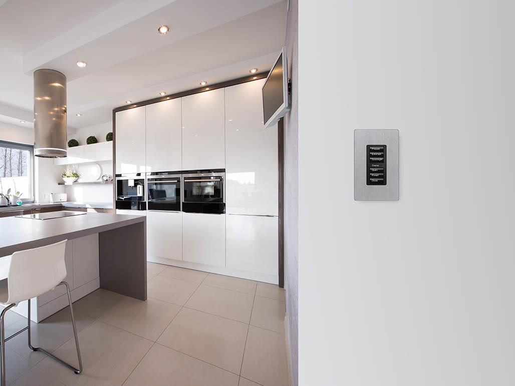 lutron smart lighting shade control