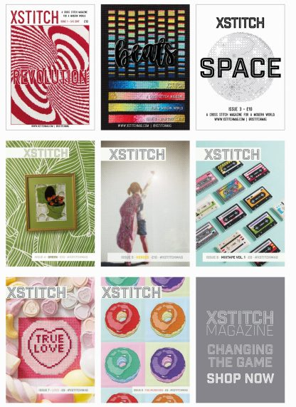 Subscribe to the XStitch Magazine