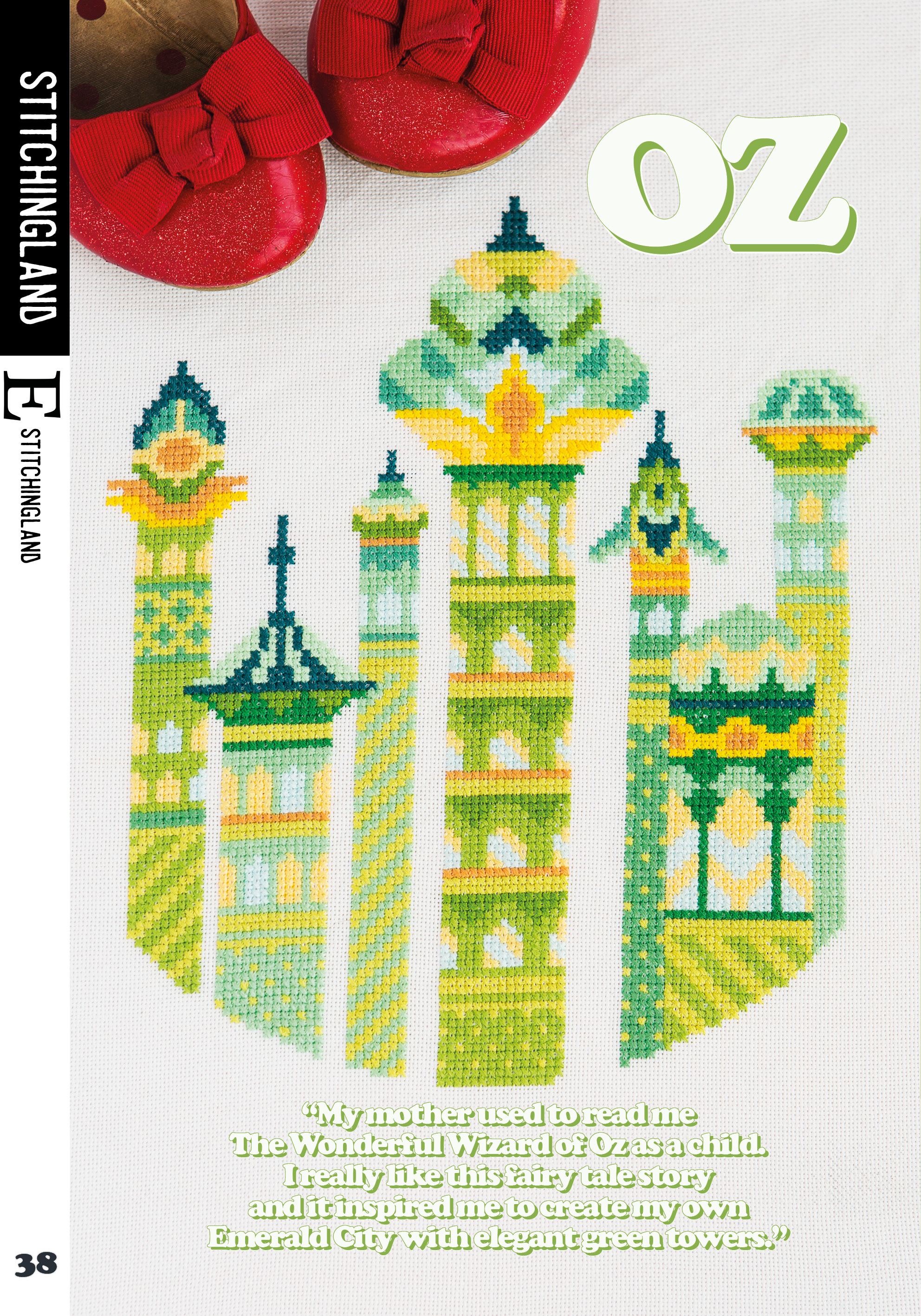 Issue 4 - Green!