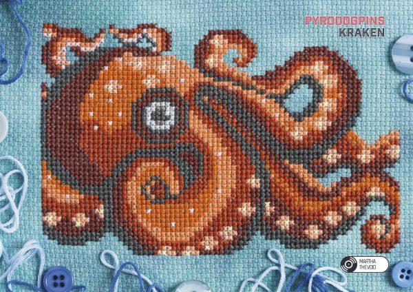 PyroDogPins - Kraken
