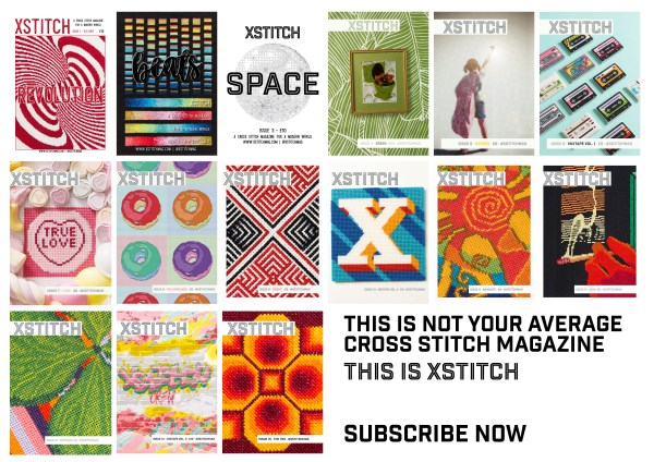 Subscribe to XStitch Magazine