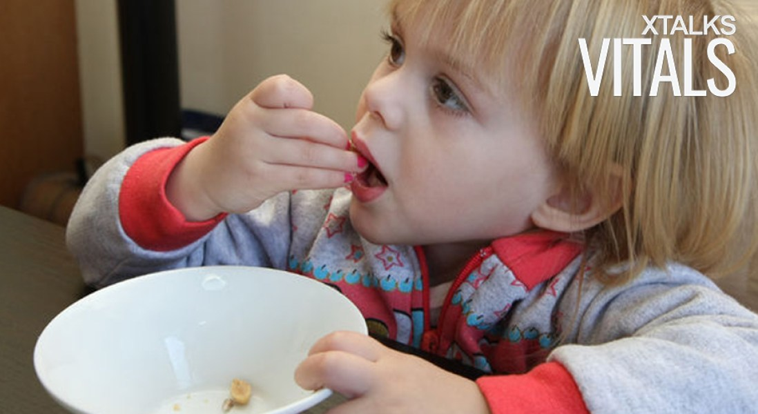 New Company Aims To Prevent Food Allergies In Children Through Exposure