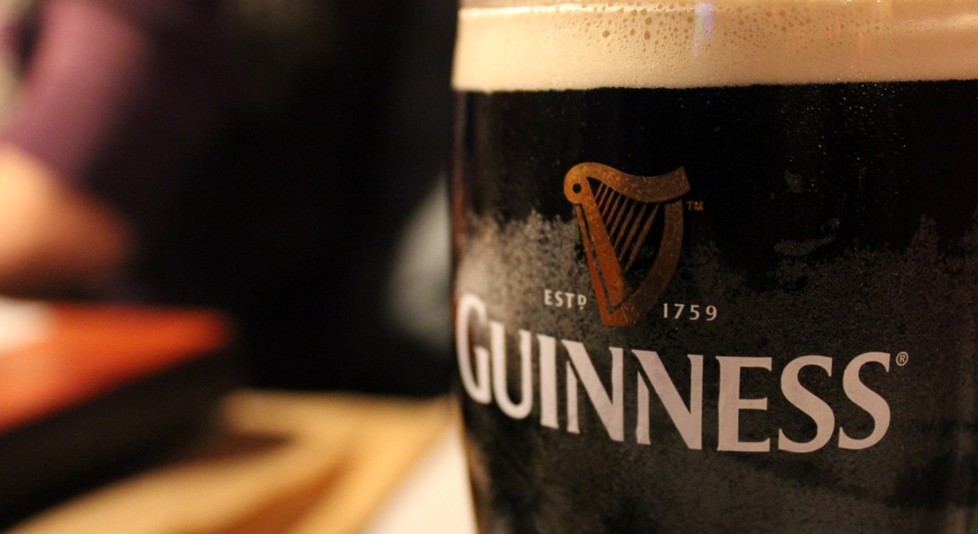 Guinness to Begin Brewing in the US