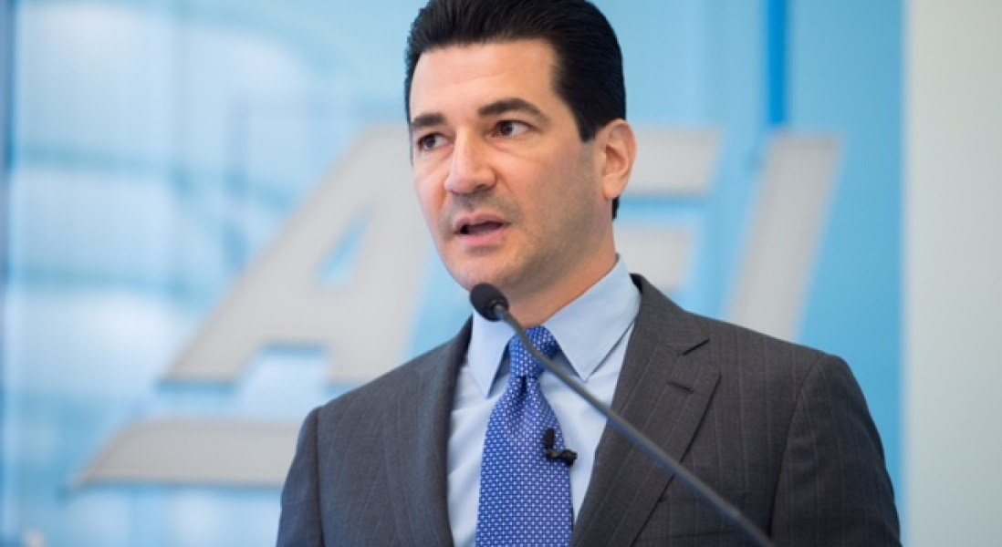 Scott Gottlieb Takes the Helm of the FDA