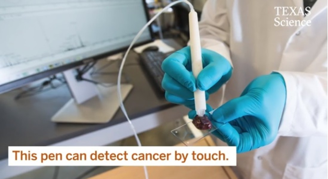 Cancer-Detecting Pen to Help Guide Surgeons in Tumor Resection