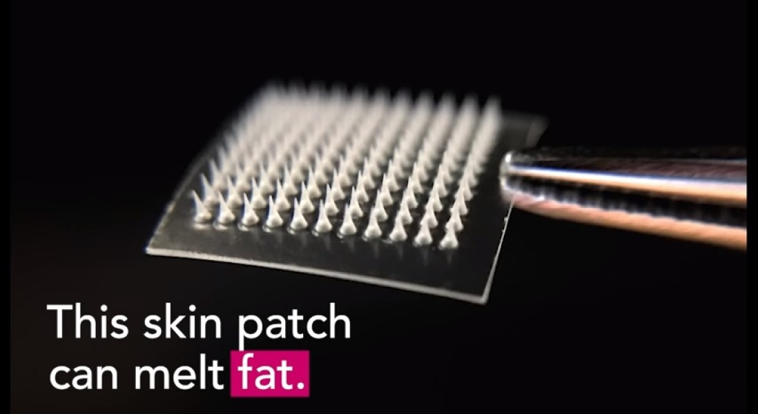 Microneedle Skin Patch Could Treat Common Metabolic Disorders
