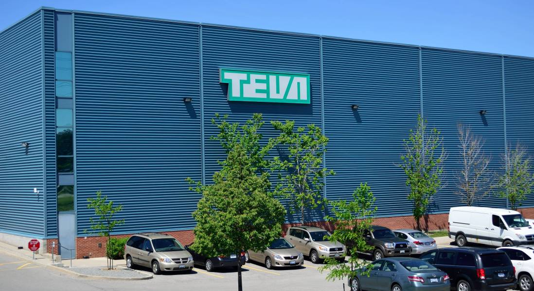 Teva Names New CEO