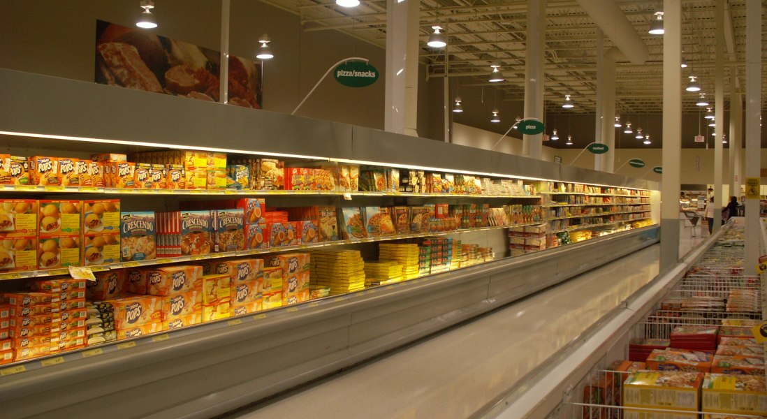 Food Manufacturers Are Finding Success in Revamped Frozen Food Products