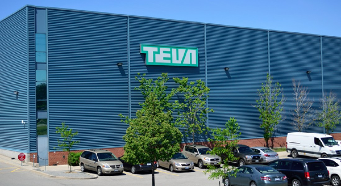 Teva to Eliminate 25 Percent of Jobs in Restructuring Effort