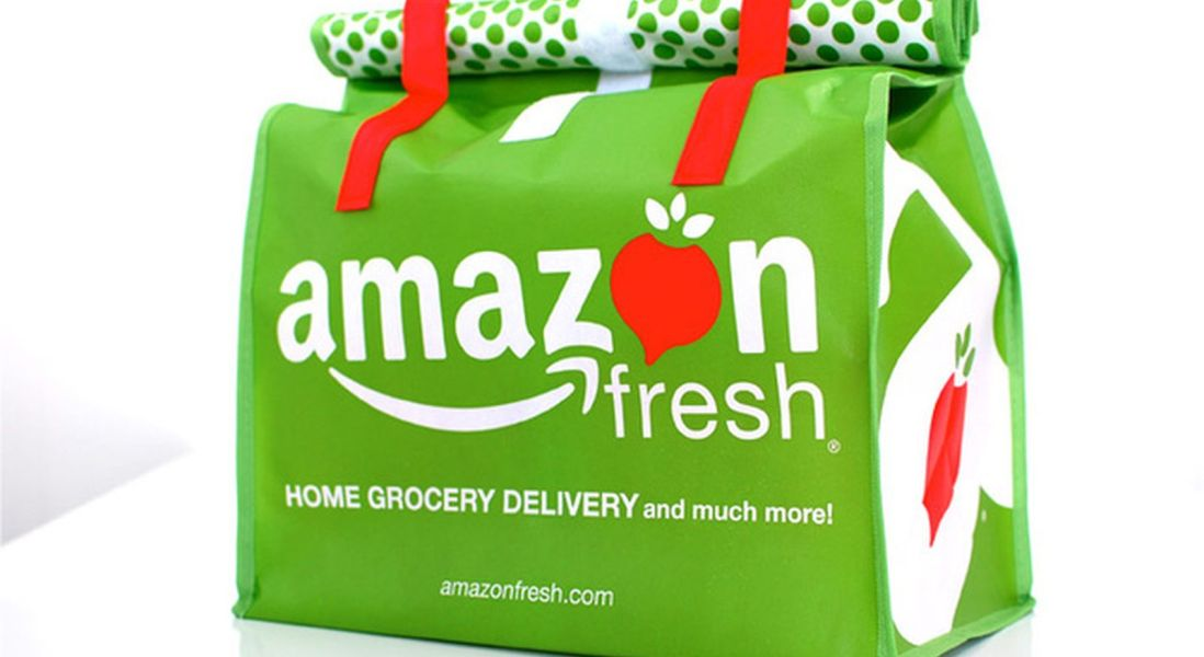 Amazon Leads Over Walmart in E-Commerce Grocery Sales
