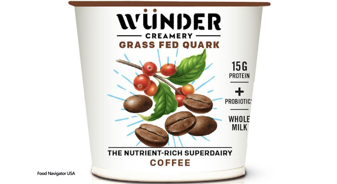Quark: The Newcomer in The American Dairy Industry