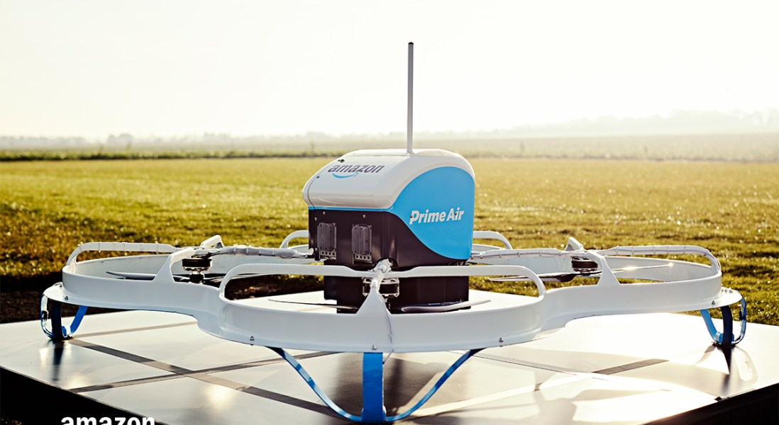 Could Delivery Drones Be the Next E-Commerce Trend?