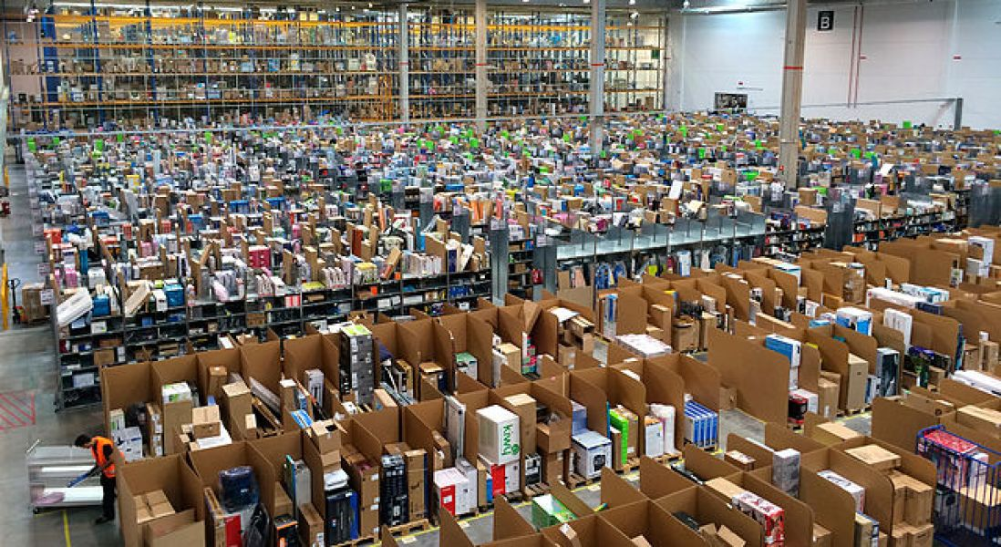 Amazon's Lack of Cold Chain Halts Plans for Hospital Medical Supply