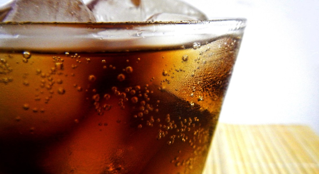 Canadians Stray from High-Calorie Beverages