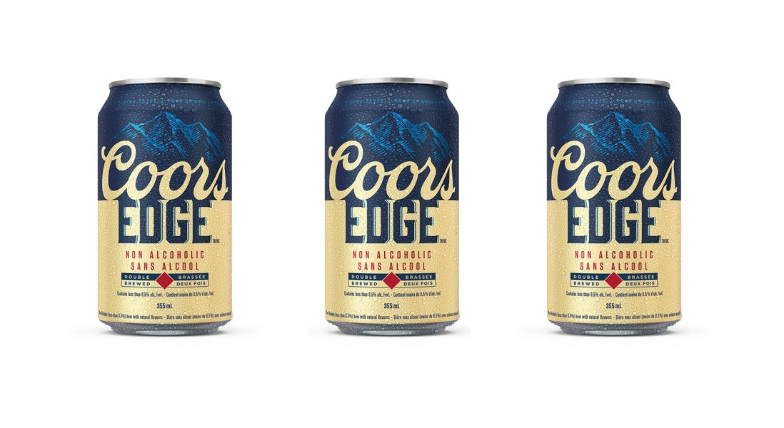 Molson Coors Enters Non-Alcoholic Beer Market With Amazon.ca Launch