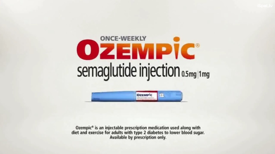 DTC Ad for Novo Nordisk's Diabetes Drug Ozempic Uses Catchy