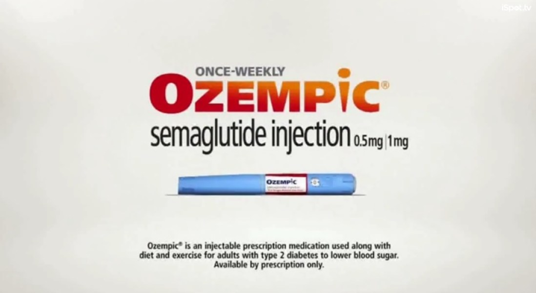 DTC Ad for Novo Nordisk's Diabetes Drug Ozempic Uses Catchy Tune to