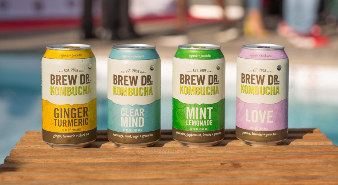 Will Stepping Down From Premium Positioning Help Increase Kombucha Sales?