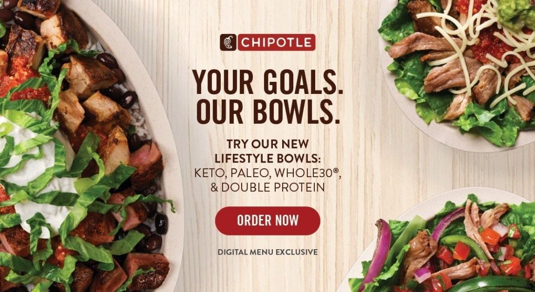 How Companies Like Chipotle & Slimfast Are Cashing in On the Keto Craze