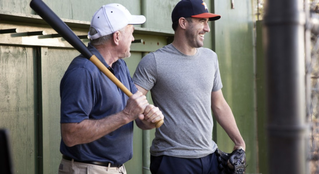 Justin Verlander Pitches Flonase for Allergy Relief in GSK Ad