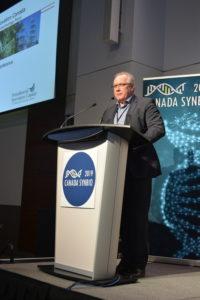 Sandy Marshall, Executive Director of Bioindustrial Innovation Canada
