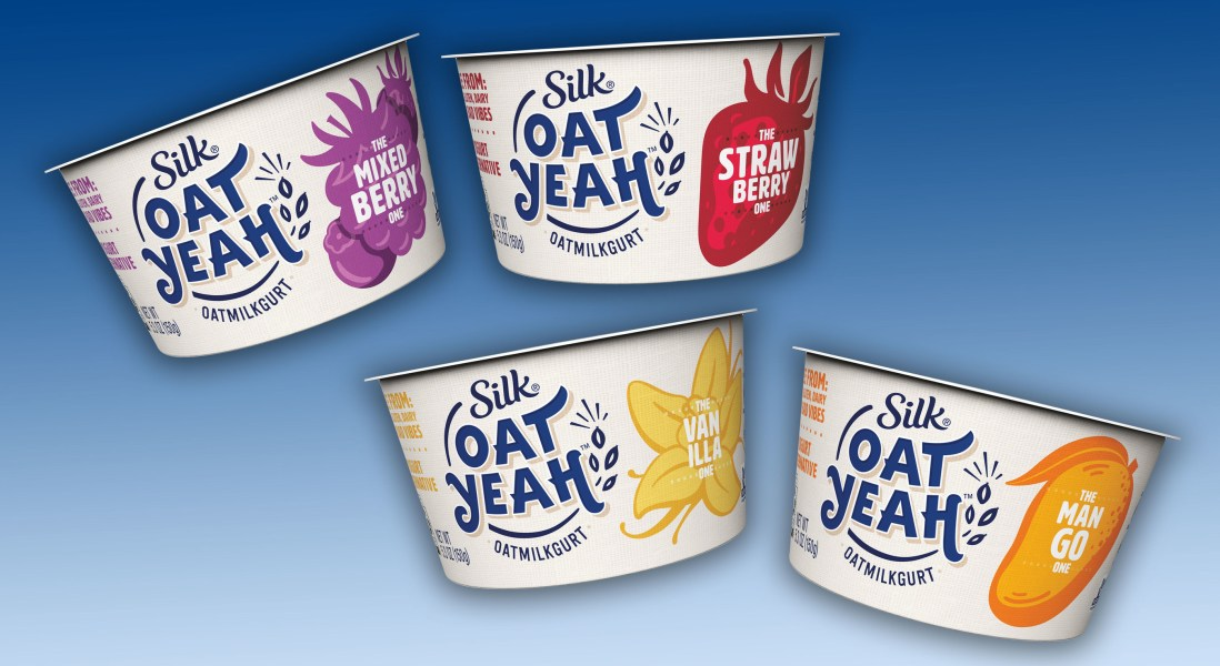 Silk's Oatmilk Yogurt Takes on The Alternative Dairy Aisle