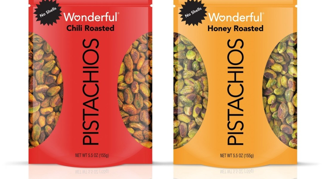 Wonderful Pistachio Uses Trending Flavors to Spice Up its Products