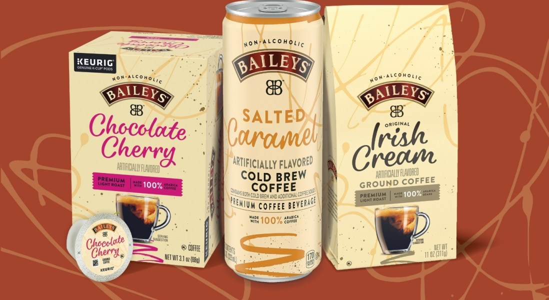 Kraft Heinz and Baileys to Introduce Non-Alcoholic Coffee