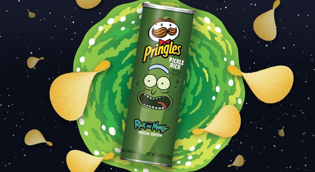 For the Third Year in a Row, Pringles to Advertise at the NFL Super Bowl LIV