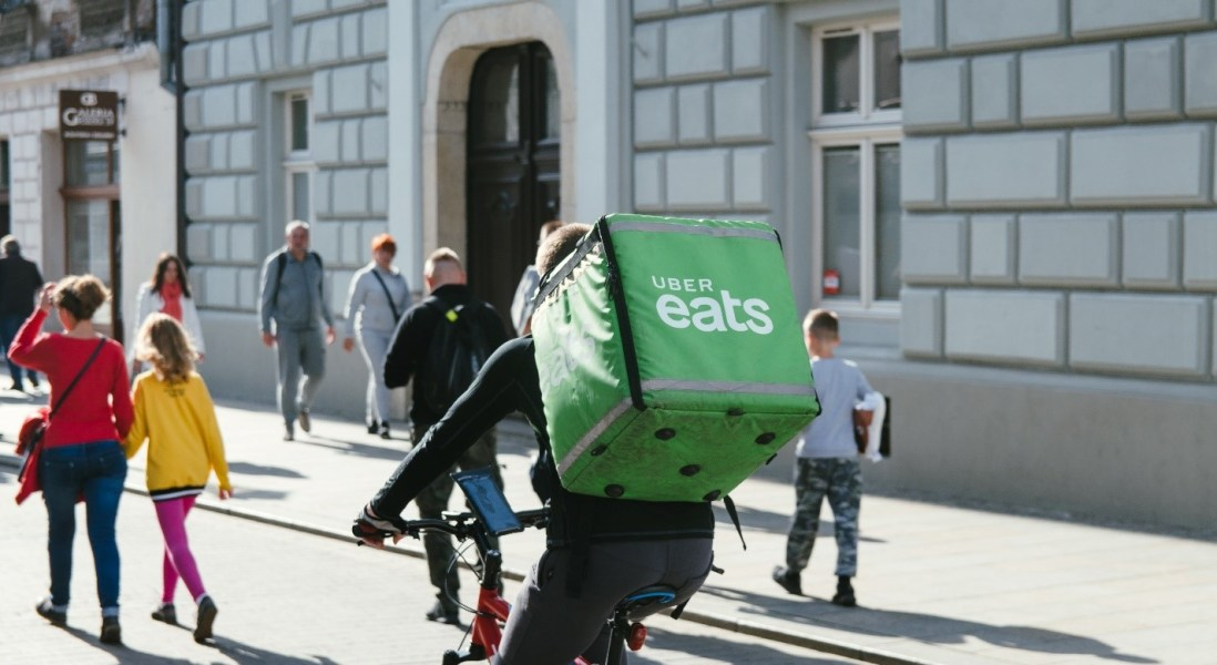 Some US Cities are Capping Food Delivery Fees