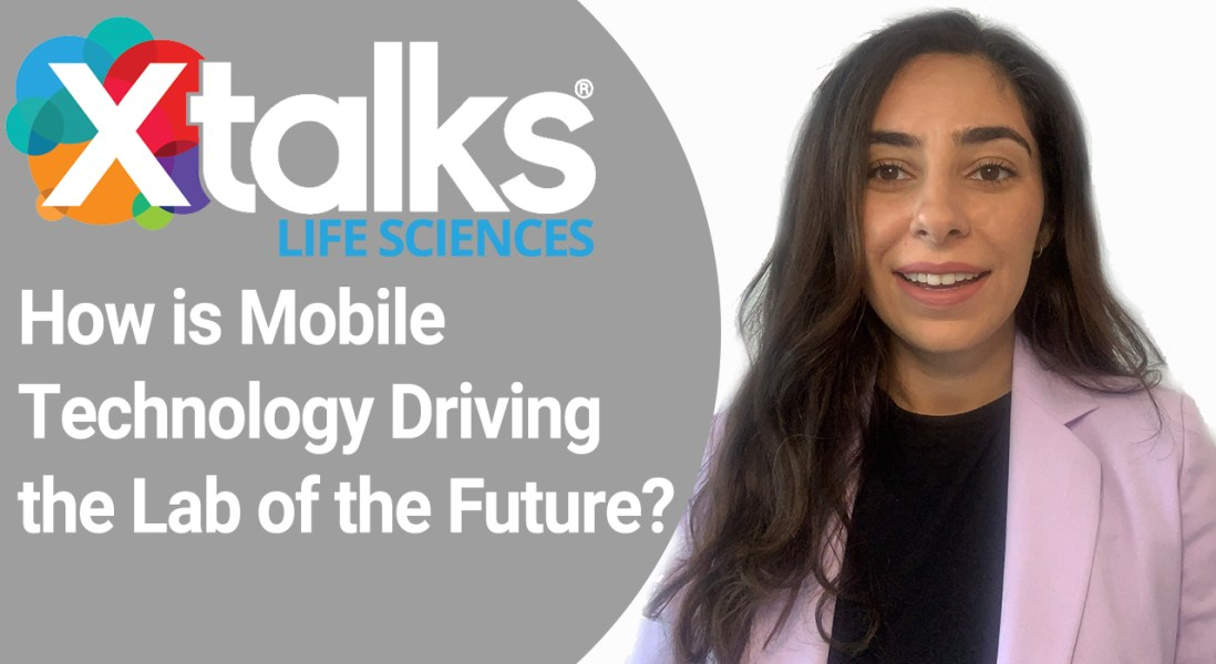 How is Mobile Technology Driving the Lab of the Future?