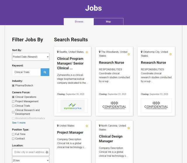 Xtalks Job Search