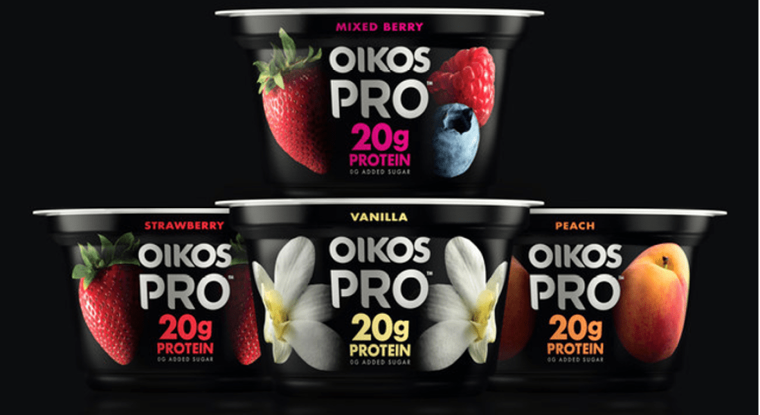 Oikos Introduces New Protein Products to Their Dairy Line