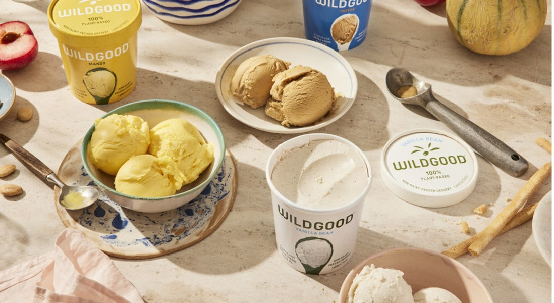 Is Non-Dairy Ice Cream with an Olive Oil Base the Next Big Trend?