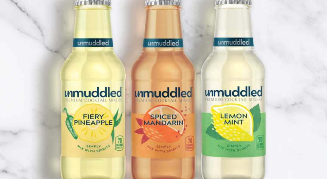 PepsiCo is Expanding its Scope in the Cocktail Mixer Market with Unmuddled