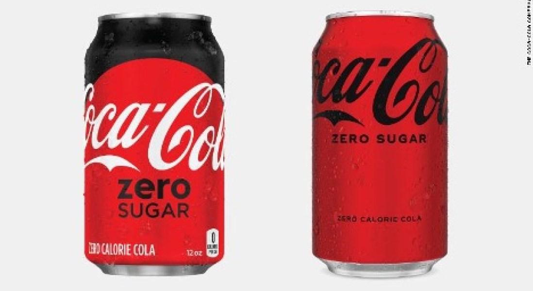 New Coca-Cola Zero Sugar to Taste More Like Coke's Iconic Flavor