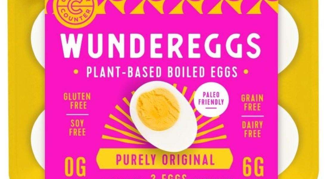 WunderEggs: The World's First Plant-Based Hard-Boiled Eggs