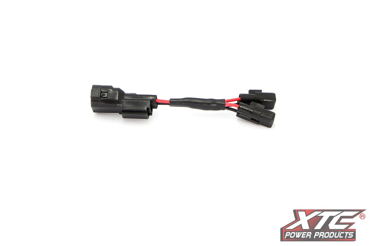 Honda Talon Plug Amp Play Auxiliary Power Splitter