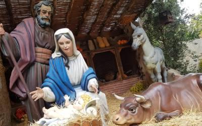 Xàtiva aposta per mantenir el betlem monumental aquest Nadal