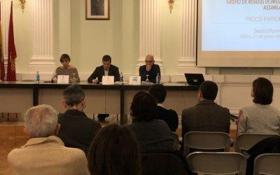 S'inicien les sessions participatives del Pla Local de Gestió de Residus a Xàtiva