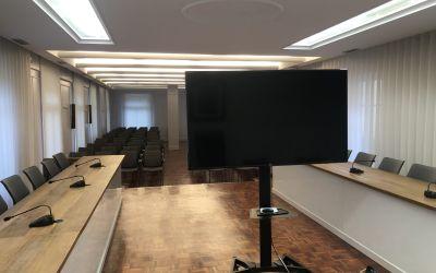 El plenari de Xàtiva es realitzarà per primera vegada de forma telemàtica