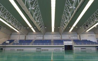 Els pavellons de Xàtiva reobriran en la FASE 2 del desconfinament