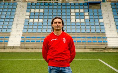 El CD Olímpic renova a Abel Buades