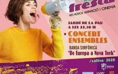 La pel·lícula «Ha nacido una estrella» i la Música Nova protagonitzen aquesta setmana les «Nits a la fresca» a Xàtiva