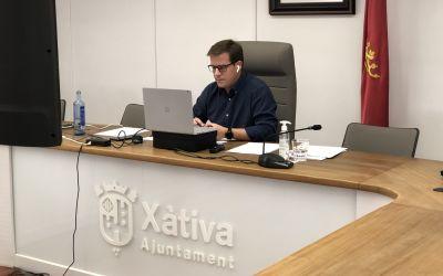 """El plenari de Xàtiva aprova per unanimitat la incorporació de l'Ajuntament com a integrant de la fundació """"Raimon i Annalisa"""""""